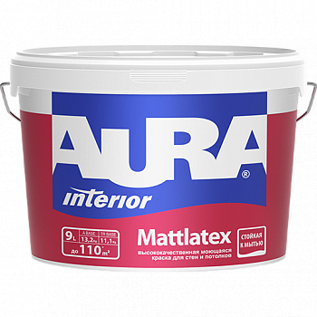 AURA Interior Mattlatex