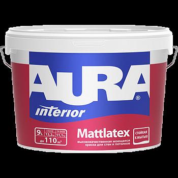 AURA Interior Mattlatex