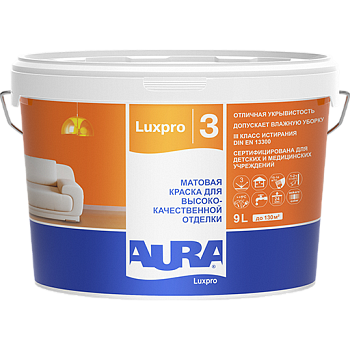 AURA Luxpro 3