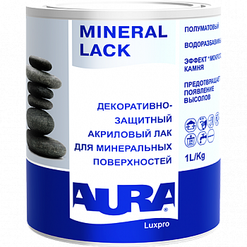 AURA Luxpro Mineral Lack