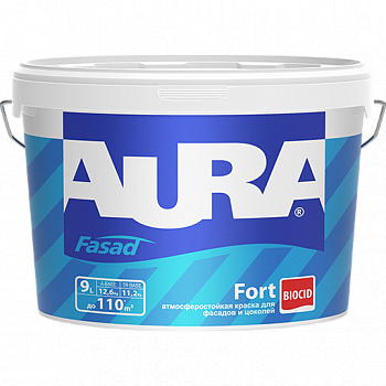 AURA Fasad Fort